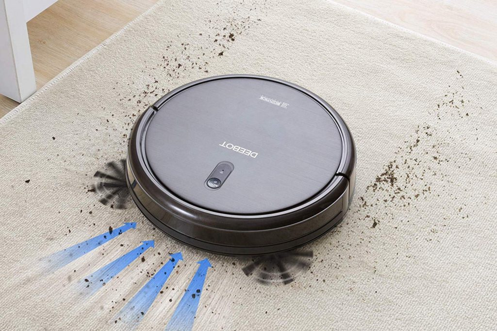 robotic vacuum cleaner singapore